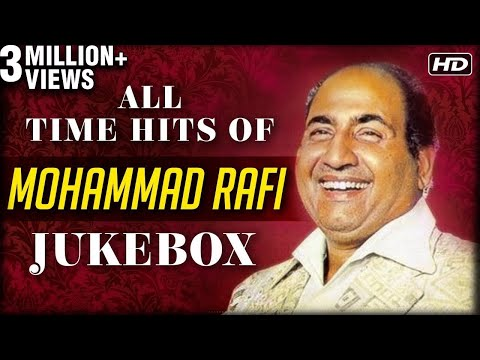All Time Hits Of Mohammed Rafi  Best Of Rafi  Old Bollywood Hindi Songs  Evergreen Songs