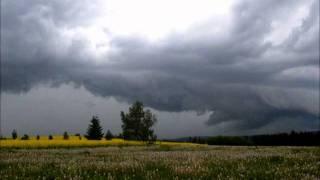 Silné bouřky 20.května 2011 (Heavy Tstorms 20th May 2011)