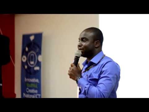 Let's Address Environmental Issues: Louis Adu-Amoah At TEDxKNUSTChange