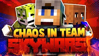 CHAOS IN TEAM SKYWARS!
