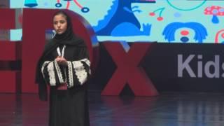 My Brother Faisal   Hiyfa AlAwwad   TEDxKids@Riyadh