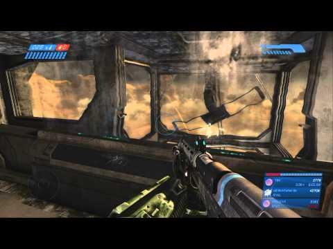 Plazethrough: Halo MCC (Par Time on levels 8-10) April 12, 2015