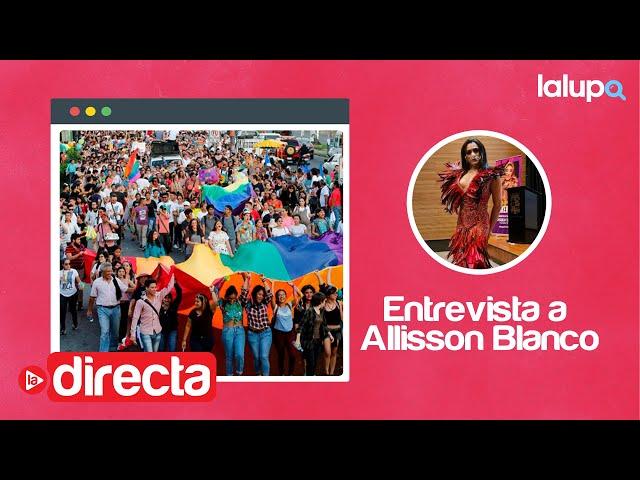 LaDirecta #1 | Personas LGBTIQ conmemoran el #PrideDay en una #Nicaragua en resistencia