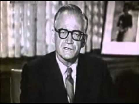 Bearded Dictator in Cuba Ad- Barry Goldwater 1964 Presidential Campaign Commercial