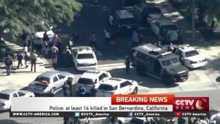 Officer Michael Solomon on San Bernardino shooting