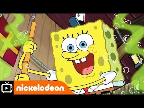 SpongeBob SquarePants | Evil Spatula | Nickelodeon UK