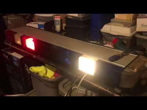 Converting an Old Whelen PCDS-9 Edge 9000 Lightbar Into a ... on whelen edge 9000 manual, whelen edge 9000 mounting brackets, whelen edge 9000 lens,