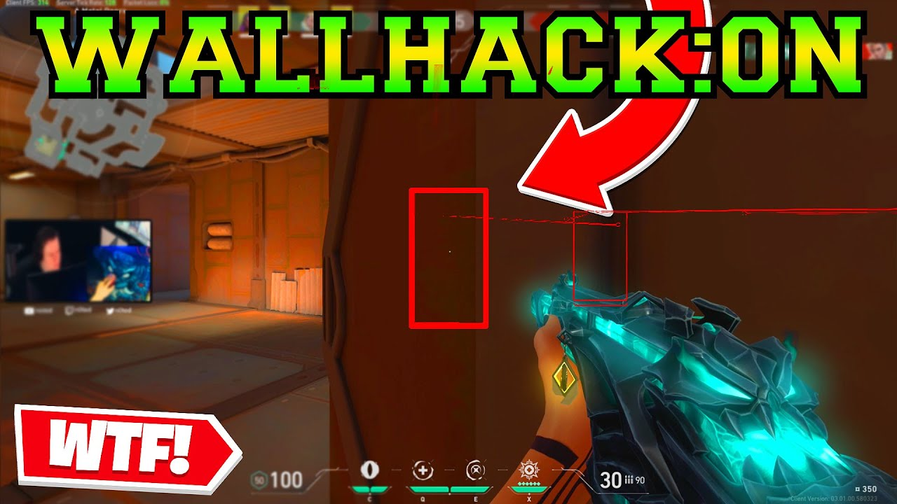 This Video Will Convince you that i'm 100% HACKiNG - Valorant