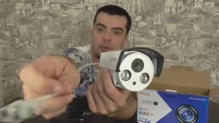 Камера WV1002 для уличного наблюдения.(, 2017-02-06T08:32:25.000Z)