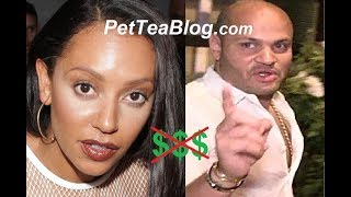 Mel B Ex Husband doing her DIRTY wants $4300 for Food $750/month for Cellphone Bill, etc! 😑 SMH