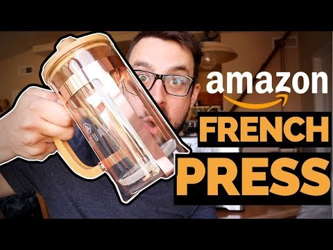 BEST French Press on AMAZON?