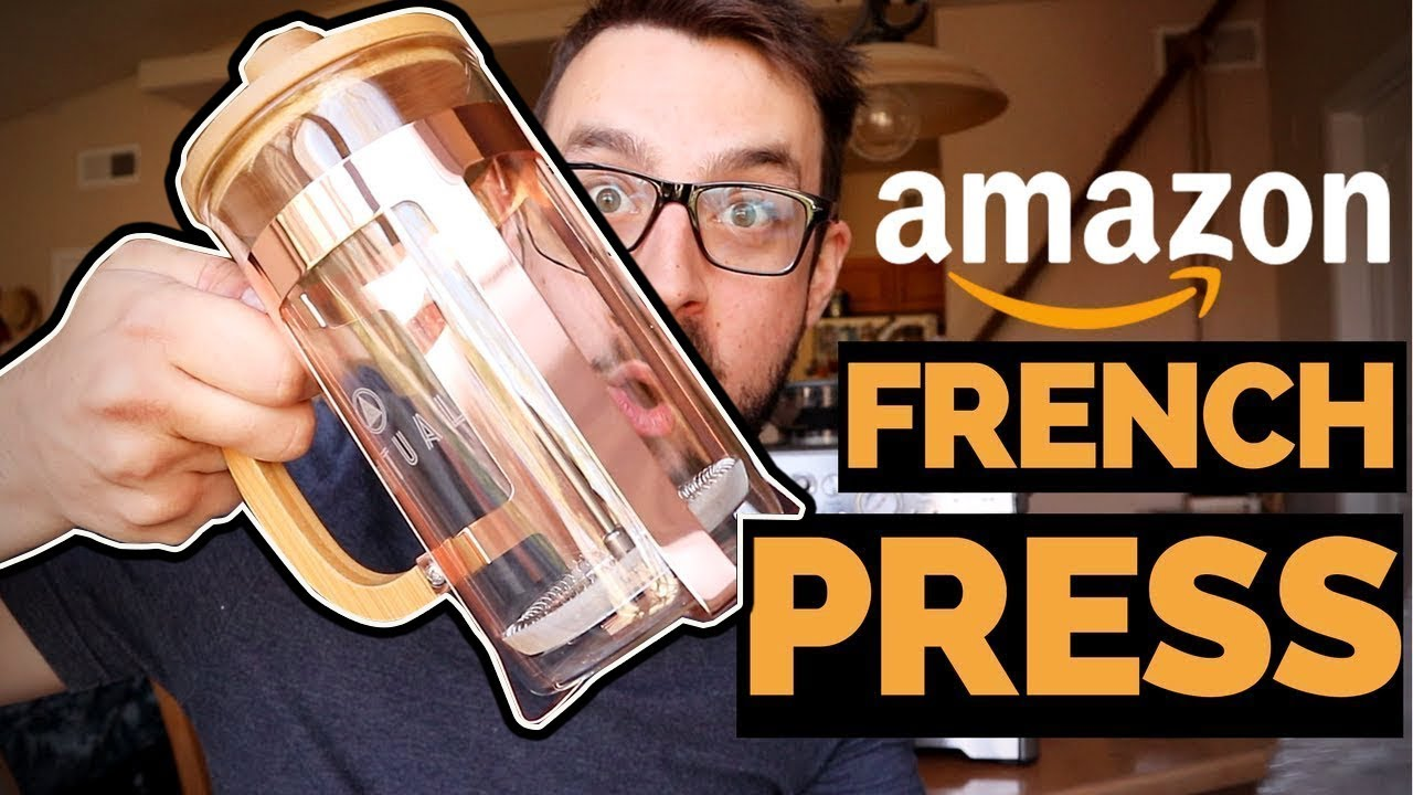 Best French Press On Amazon
