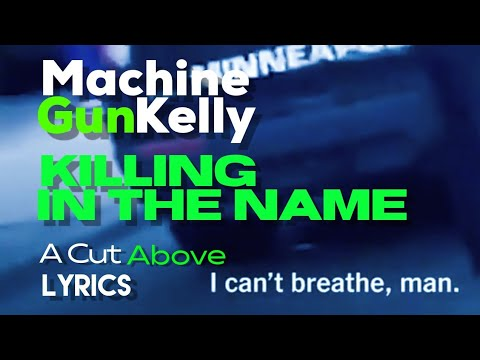 Machine Gun Kelly – Killing In The Name (Rage Against The Machine cover)