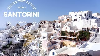 Santorini Vlog l Day 1 l Oia/Ammoudi Bay/Views from Oia Castle l May-June 2016(Santorini day 1 - Excitedly arriving at our accommodation at Kastro Oia Houses in Oia which is positioned right above Ammoudi bay. Then we go off exploring ..., 2017-01-09T15:57:14.000Z)