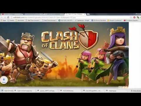 Clash Of Clans Danger Boyzz Clan Logo Design..