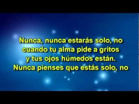 Pablo olivares - No Estás Solo (con letra)