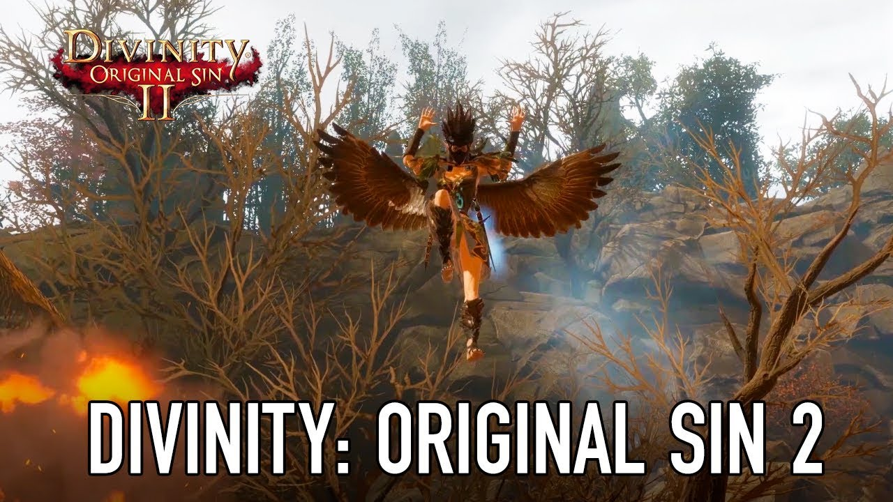 Acclaimed RPG Divinity: Original Sin 2 Adventures to PS4