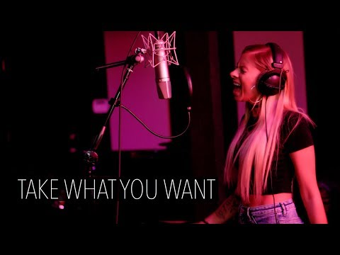 Post Malone – Take What You Want ft. Ozzy Osbourne, Travis Scott (Andie Case & Trying Times Cover)