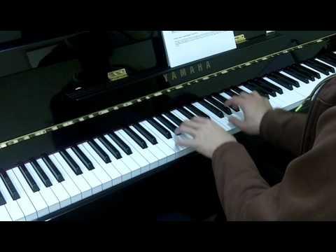 ABRSM Piano 2009-2010 Grade 1 A:3 A3 Vivaldi L'Autunno Autumn From The Four Seasons