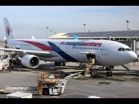 Malaysia Airlines A330-300 MH70 Kuala Lumpur to Narita