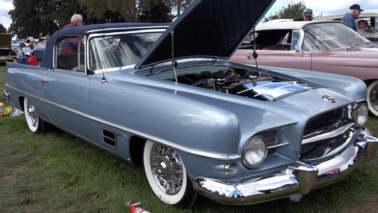 2018 Hershey Classic Car Show: Classic Restos - Series 39
