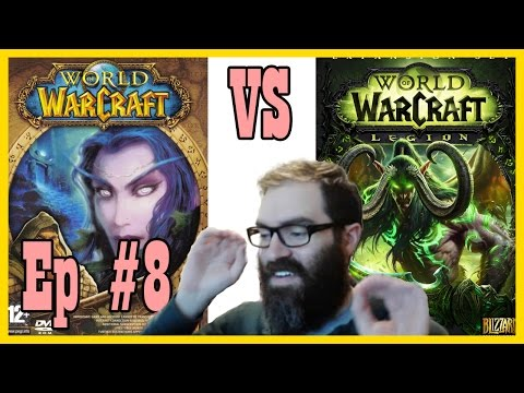 I try to solo an instance... and my 2nd Artifact! LEP #8 [World of Warcraft Legion Let's Play]