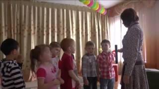 Занятие по ознакомлению детей с окружающим миром