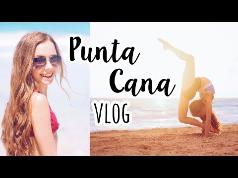 Punta Cana Travel Vlog ☼