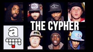 MC Shaga, Dirty Dapz, Rhimez, Flirta D, Flamezee, PikezMC & Props - Cypher | #Aftersessions