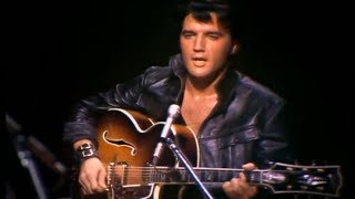 Elvis Presley - Baby What You Want Me To Do ( 1968 TV special)