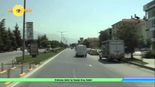 Erzincan Şehir İçi Geçişi Araç Safari