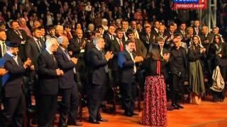 София Ротару в Грозном, 5.10.2011