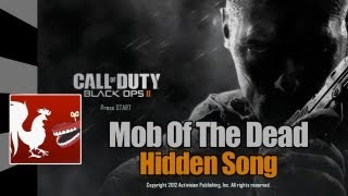 Call of Duty: Black Ops 2 - Mob of the Dead Hidden Song