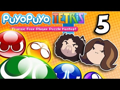 Puyo Puyo Tetris: Puyo Party - PART 5 - Game Grumps VS