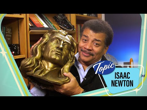 Isaac Newton - Wheel Of Science With Neil DeGrasse Tyson