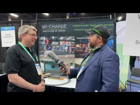 CES 2020 - Yuval Bolger : CEO of Wi-Charge