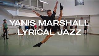 YANIS MARSHALL LYRICAL JAZZ CLASS PARIS 'BITTER SWEET SYMPHONY' THE VERVE.