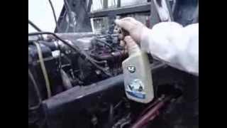 Remont i malowanie Zetora 7245 Renowacja maszyn rolniczych cz. 4 Transformacja