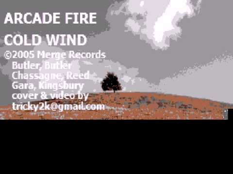 Arcade Fire - Cold Wind - Karaoke - Instrumental Cover