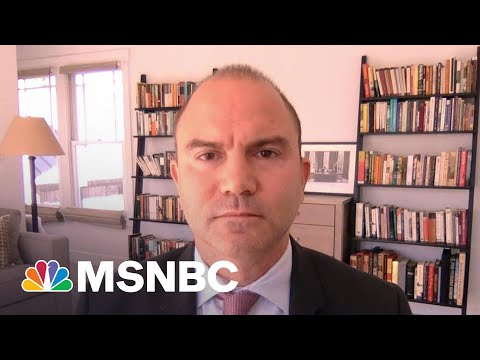Ben Rhodes: Putin 'Will Push Farther' If He Doesn't Feel Pushback From The U.S.   MSNBC