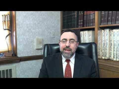 Torah Video Vort - Va