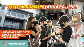 Download TOK TOK RUMAH BARU SYAHNAZ! UKKASYA DICEMBURUIN ZAYN!!! | #TokTokRumah