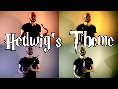 Hedwig's Theme (Harry Potter) - Woodwinds Only