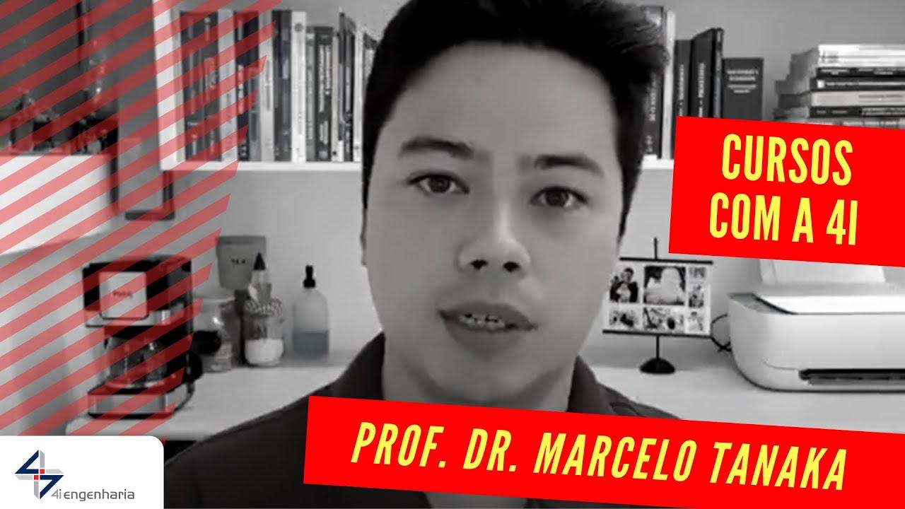 Curso SOLIDWORKS com a 4i Engenharia - Prof. Marcelo Tanaka