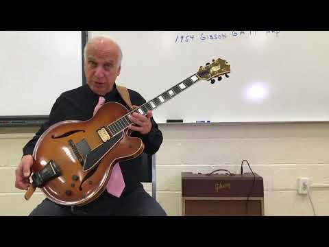 Jazz Guitar #36 Jimmy D'Aquisto | Gibson Amp