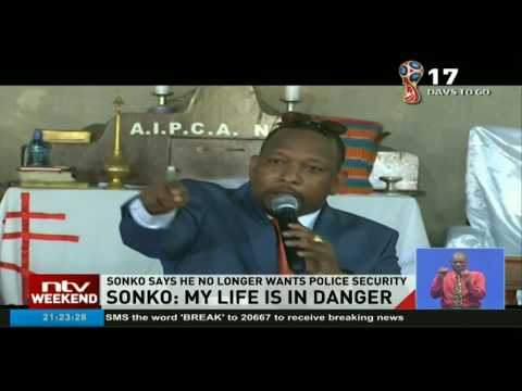Someone in government wants me dead - Nairobi Governor Mike