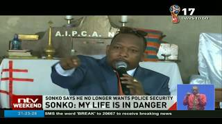 Someone in government wants me dead - Nairobi Governor Mike Sonko