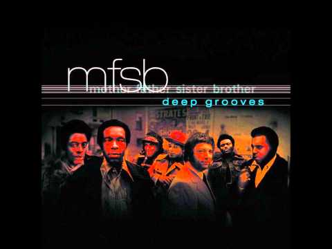 MFSB featuring The Three Degrees - Love Is The Message (12
