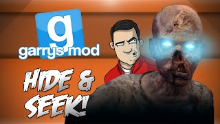 GMod Hide & Seek! - NAZI ZOMBIES AND TRUST ISSUES! (Garrys Mod Funny Moments)