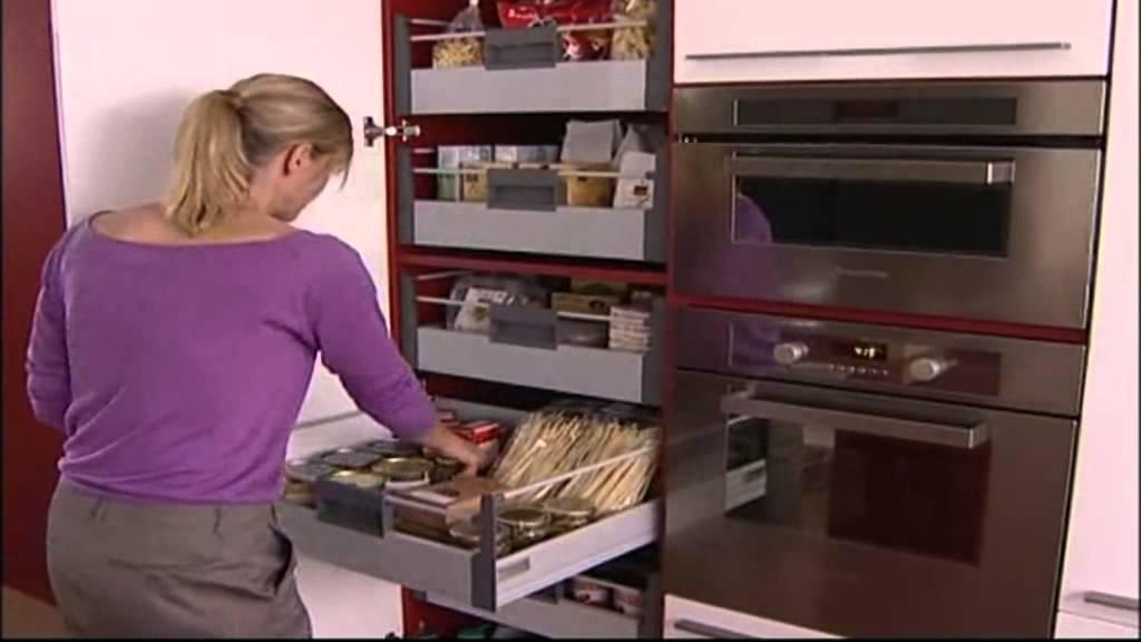 Meble kuchenne ergonomiczne i praktyczne, projektowanie